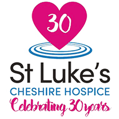 St Luke's Cheshire Hospice logo