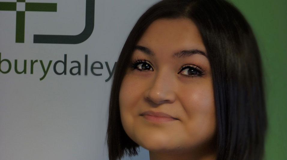 Bog - Sharmina August joins Edbury Daley